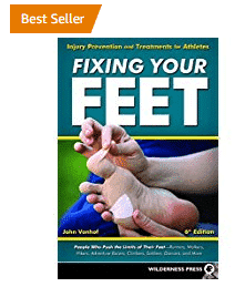 Fixing Your Feet: Injury Prevention and Treatments for Athletes-With a focus on individual and team care, the 6th edition of Fixing Your Feet covers all that any active person needs to know to find out what works now and also hundreds of miles down the road.