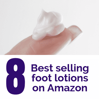 8 best selling lotions on Amazon