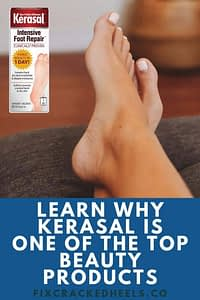 Kerasal foot cream review will show you why it is one of the top beauty products