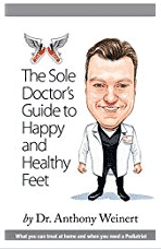 The Sole Doctor's Guide to Happy and Healthy Feet is an essential guidebook addressing the multitude of conditions the feet endure. The book addresses some common problems and common sense solutions, presented in simple to understand chapters designed with the average person in mind