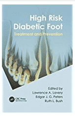 High Risk Diabetic Foot: Treatment and Prevention-Emphasizing a team approach that includes the practicing podiatrist, endocrinologist, diabetologist, vascular surgeon, orthopedist, and infectious disease specialist, The High Risk Diabetic Foot provides a thorough and detailed resource on the management of complex diabetic foot problems. This comprehensive text is an essential tool that will enable physicians to reduce infections and amputations through careful examination, diagnosis, treatment, and prevention.