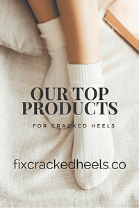 Our top products to fix cracked heels and dry skin