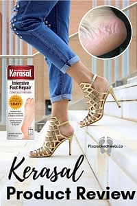 Kerasal foot cream review