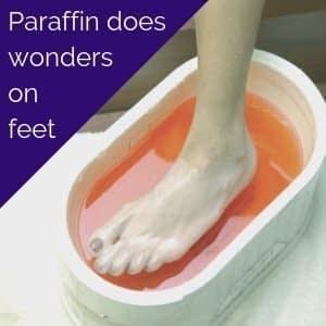 How to soften feet fast