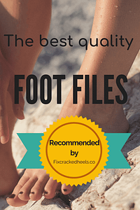 📌There are so many foot files on the market of differing size, shapes, and material. It can be difficult to choose which one is the best for you. They each work differently, but it's mostly about preference. Let us help you choose one by reading this handy article about the best foot care supplies for your home